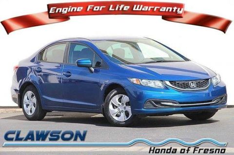 Pre-Owned 2015 Honda Civic LX FWD 4dr Car