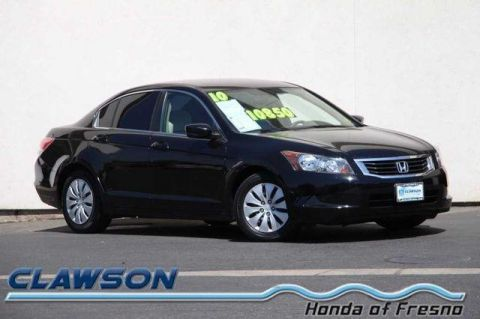 Pre-Owned 2010 Honda Accord 4dr I4 Auto LX FWD 4dr Car