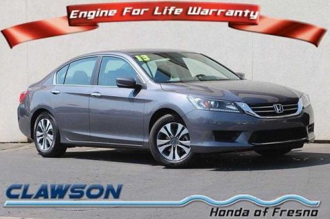 Pre-Owned 2013 Honda Accord 4dr I4 Man LX FWD 4dr Car
