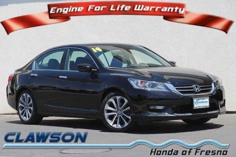 Pre-Owned 2014 Honda Accord 4dr I4 Man Sport FWD 4dr Car