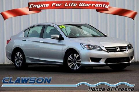 Pre-Owned 2014 Honda Accord 4dr I4 CVT LX FWD 4dr Car