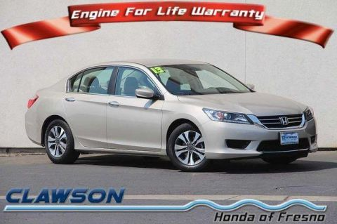 Pre-Owned 2013 Honda Accord 4dr I4 CVT LX FWD 4dr Car