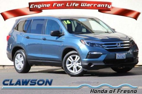 Certified Pre-Owned 2016 Honda Pilot 2WD 4dr LX FWD Sport Utility