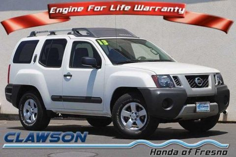 Pre-Owned 2013 Nissan Xterra 2WD 4dr Auto S RWD Sport Utility