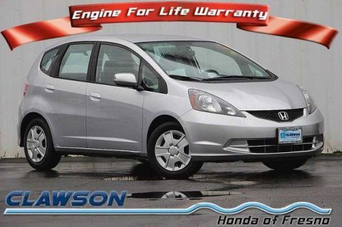 Pre-Owned 2013 Honda Fit 5dr HB Man FWD 4dr Car